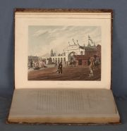 VIDAL, Emeric Essex: 'PICTURESQUE ILLUSTRATIONS of BUENOS - AYRES and MONTEVIDEO.... Ackermann R.