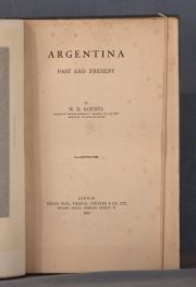 KOEBEL, W.H.: ARGENTINA. Past and Present...