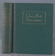 MURPHY, R.C; ' Oceanic Birds of South America' 2 tomos