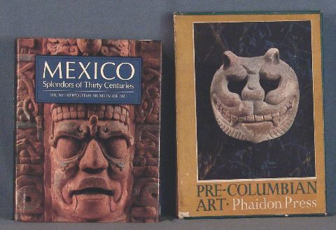 Pre Columbian Art - Mexico, Splendors of therty Centuries