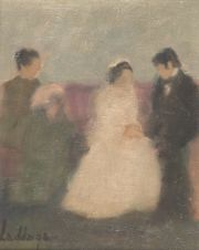 LADDAGA, Angel: LA NOVIA, 1973