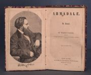 COLLINS, Wilkie. ARMADALE - A NOVEL....